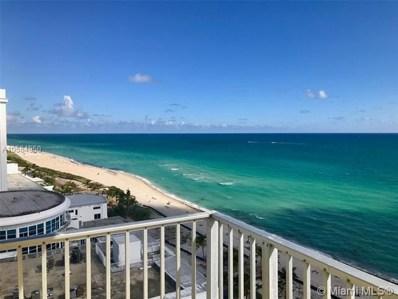 5401 Collins Ave UNIT 1207, Miami Beach, FL 33140 - MLS#: A10584950