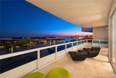 1000 S Pointe Dr UNIT P2803, Miami Beach, FL 33139 - #: A10584956