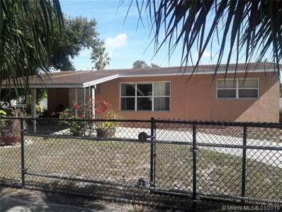 6891 Douglas Street, Hollywood, FL 33024 - #: A10585002