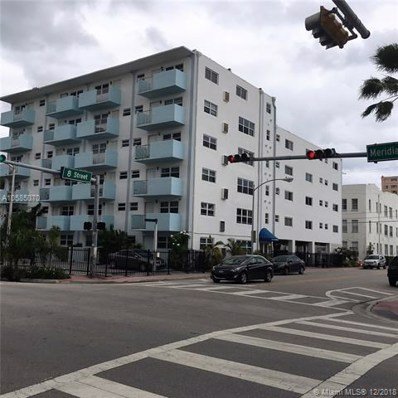 801 Meridian Ave UNIT PHB, Miami Beach, FL 33139 - MLS#: A10585070