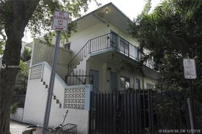 544 Michigan Ave UNIT 13, Miami Beach, FL 33139 - MLS#: A10585191