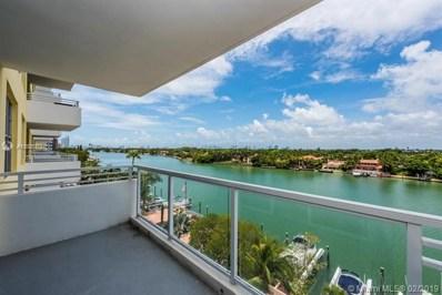 5600 Collins Ave UNIT 7R, Miami Beach, FL 33140 - #: A10585372