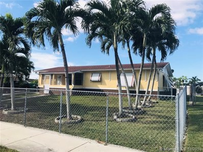 25510 SW 124th Ave, Homestead, FL 33032 - MLS#: A10585670