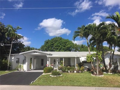 4983 NW 43rd Ct, Lauderdale Lakes, FL 33319 - MLS#: A10585802