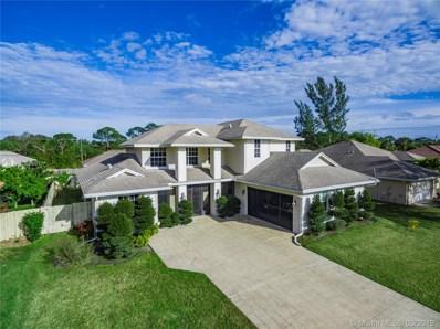 4177 SW Tuscol Street, Port St. Lucie, FL 34953 - MLS#: A10585917