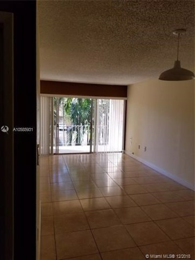 9367 Fontainebleau Blvd UNIT G201, Miami, FL 33172 - MLS#: A10585931