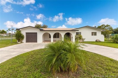 32425 SW 202nd Ave, Homestead, FL 33030 - MLS#: A10585990