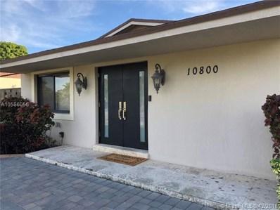 10800 SW 62nd Ter, Miami, FL 33173 - MLS#: A10586056