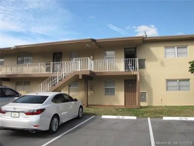 7505 W Atlantic Blvd UNIT 208, Margate, FL 33063 - MLS#: A10586165