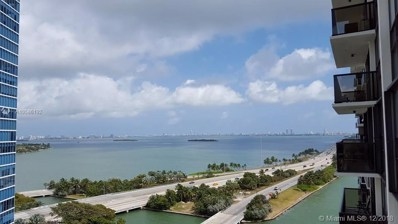600 NE 36th St UNIT 1605, Miami, FL 33137 - MLS#: A10586192