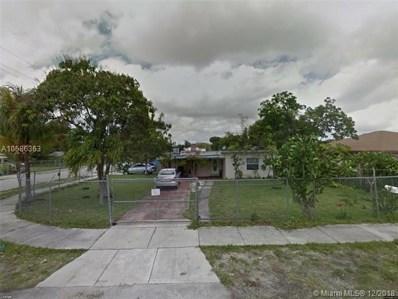 2495 NW 90th St, Miami, FL 33147 - MLS#: A10586363