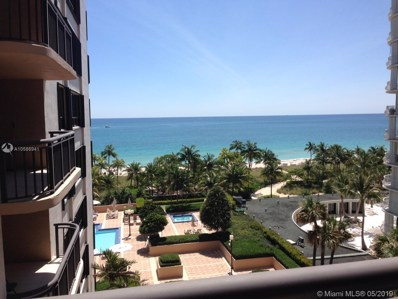 10175 Collins Ave UNIT 604, Bal Harbour, FL 33154 - #: A10586941