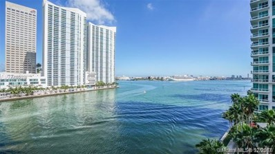 901 Brickell Key Blvd UNIT 707, Miami, FL 33131 - MLS#: A10587010