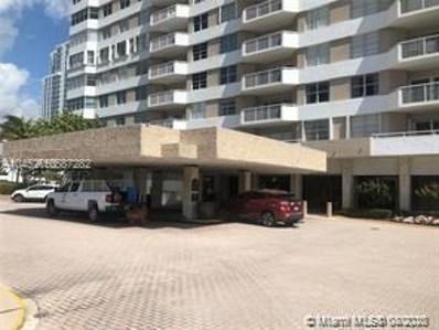 1950 S Ocean Dr UNIT 17Q, Hallandale, FL 33009 - MLS#: A10587282