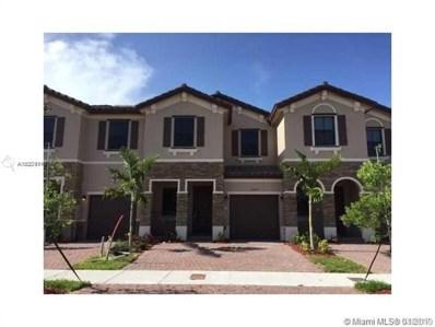 11460 SW 254th St UNIT 11460, Miami, FL 33032 - #: A10587611