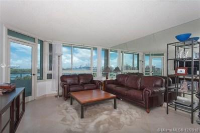 400 S Pointe UNIT 707, Miami Beach, FL 33139 - MLS#: A10587641