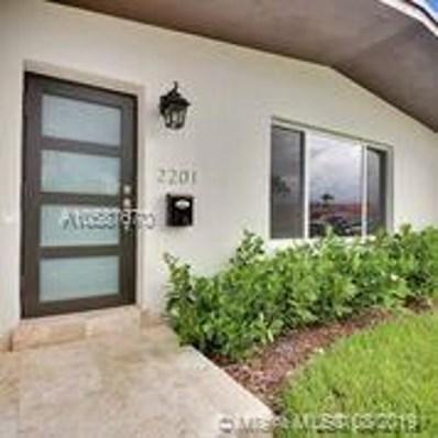 2201 SW 90th Ave, Miami, FL 33165 - #: A10587670