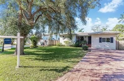 150 Apache St, Miami Springs, FL 33166 - #: A10588111