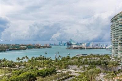 400 S Pointe Dr UNIT 1107, Miami Beach, FL 33139 - MLS#: A10588744