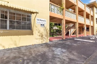 1943 Monroe St UNIT 105A, Hollywood, FL 33020 - #: A10589027
