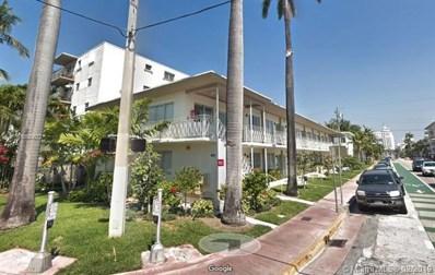 1601 Meridian Ave UNIT 207, Miami Beach, FL 33139 - #: A10589673