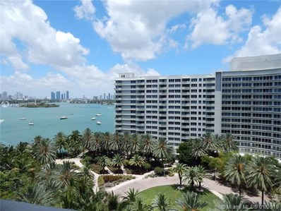1500 Bay Rd UNIT 1158S, Miami Beach, FL 33139 - MLS#: A10589714