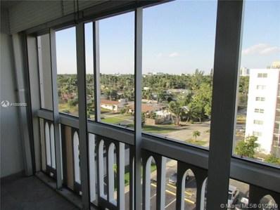 900 NE 12th Ave UNIT 702, Hallandale, FL 33009 - #: A10589858