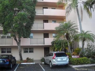 4025 N Nob Hill Rd UNIT 205, Sunrise, FL 33351 - MLS#: A10589932