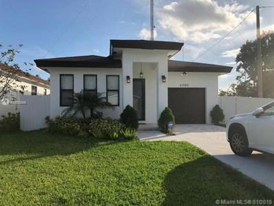 4980 SW 24th St, West Park, FL 33023 - MLS#: A10589996