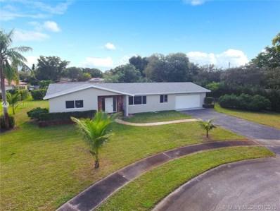 6980 NW 6th St, Plantation, FL 33317 - MLS#: A10590143