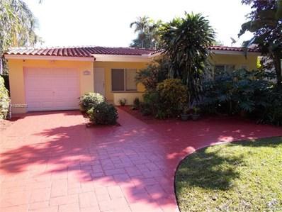 1109 Tangier, Coral Gables, FL 33134 - MLS#: A10590275