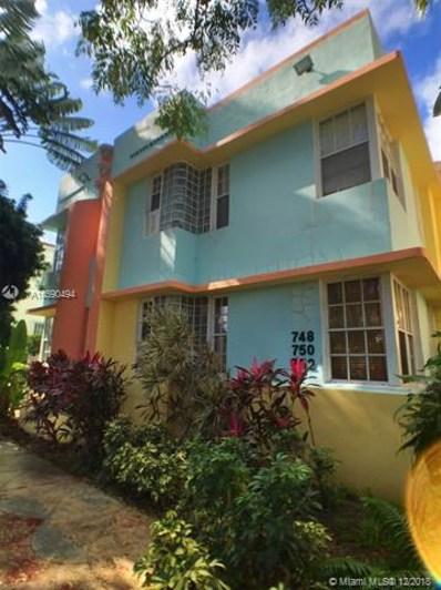 750 Euclid Ave UNIT 5, Miami Beach, FL 33139 - MLS#: A10590494