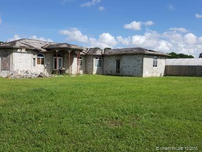34800 SW 214th Ave, Homestead, FL 33034 - MLS#: A10590782