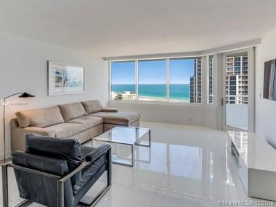 400 S Pointe Dr UNIT 2008, Miami Beach, FL 33139 - MLS#: A10590866