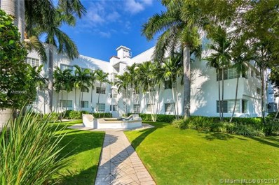 1300 Pennsylvania Ave UNIT 304, Miami Beach, FL 33139 - MLS#: A10590886