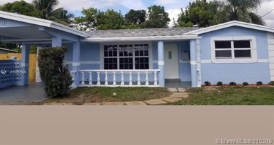 3691 NW 37th St, Lauderdale Lakes, FL 33309 - #: A10591026