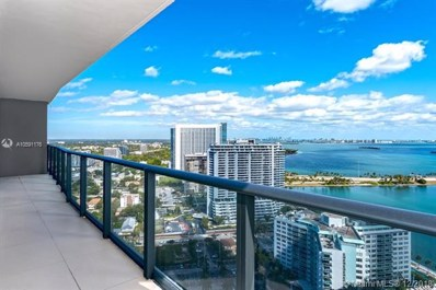 501 NE 31 St UNIT 2806, Miami, FL 33137 - MLS#: A10591176