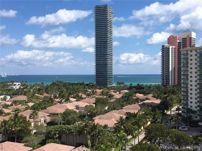 19380 Collins Ave UNIT 1124, Sunny Isles Beach, FL 33160 - MLS#: A10591223