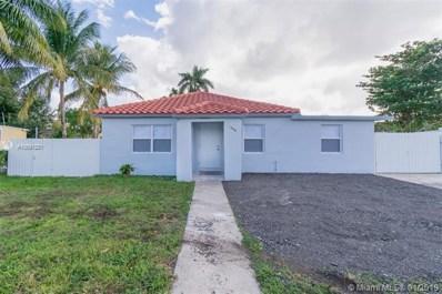 1358 NW 103rd St, Miami, FL 33147 - MLS#: A10591231