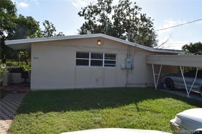 1930 NW 153rd St, Miami Gardens, FL 33054 - MLS#: A10591526