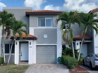 12811 SW 28th Ct UNIT 12811, Miramar, FL 33027 - MLS#: A10591681
