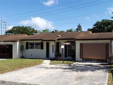 510 N Rock Island Rd, Margate, FL 33063 - MLS#: A10591688