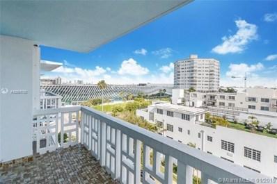 1776 James Ave UNIT 7D, Miami Beach, FL 33139 - MLS#: A10591760