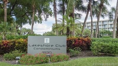 1830 Embassy Drive UNIT 101, West Palm Beach, FL 33401 - MLS#: A10591886