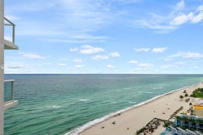 18671 Collins Ave UNIT 1701, Sunny Isles Beach, FL 33160 - MLS#: A10592445