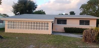 1011 NW 181st St, Miami Gardens, FL 33169 - #: A10592823