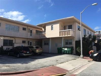 7860 Harding Ave UNIT 1B, Miami Beach, FL 33141 - #: A10593079