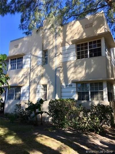 1307 Euclid Ave UNIT 3, Miami Beach, FL 33139 - MLS#: A10593316