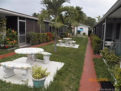 2522 Hayes St UNIT 2, Hollywood, FL 33020 - #: A10593332