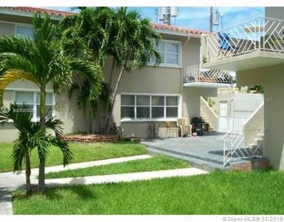 1615 N Treasure Dr UNIT B2, North Bay Village, FL 33141 - #: A10593525